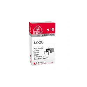 ΝΟ 10 ΓΑΝΤΖΑΚΙΑ - ΣΥΡΜΑΤΑ ROMA MAESTRI 1000 PCS/BOX