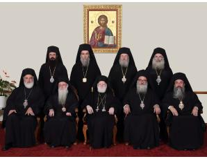 Ανακοίνωση Ιεράς Επαρχιακής Συνόδου της Εκκλησίας Κρήτης για το άνοιγμα των Ιερών Ναών κατά την ημέρα των Θεοφανείων.