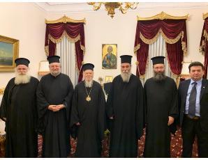 Ιερά Επαρχιακή Σύνοδος της Εκκλησίας Κρήτης - Δελτίο Τύπου
