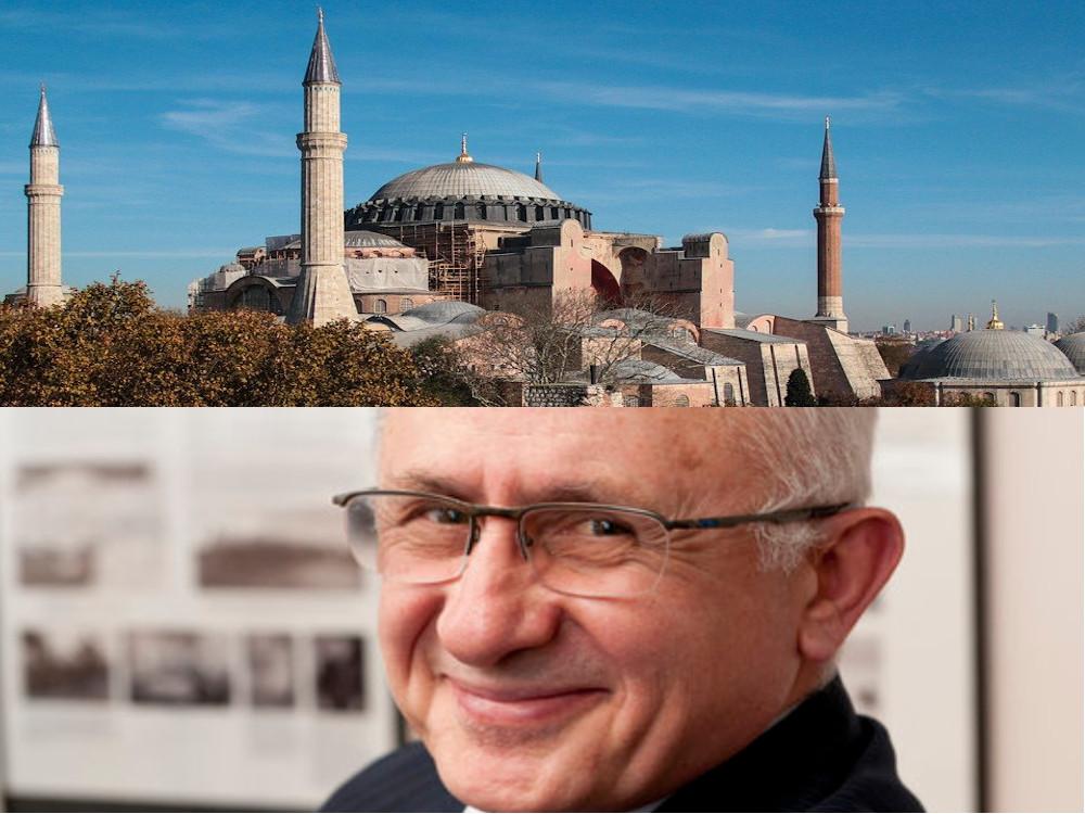 """""""Αγία Σοφία τζαμί; Ντροπή!"""""""