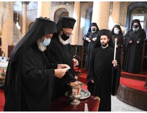 Επίσκοπος Κομάνων εξελέγη ο Αρχιμ. Μιχαήλ Ανισένκο.