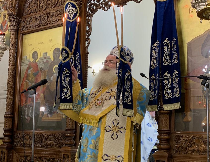 Μήνυμα του Σεβ. Μητροπολίτου Ιεραπύτνης και Σητείας κ. Κυρίλλου για την εορτή των Χριστουγέννων 2020.