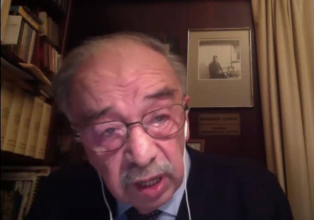 Τί σημαίνει «Εκκλησία» κατά τη διάρκεια «απαγόρευσης» λόγω της πανδημίας; Ομιλητής: Δημήτριος Μαυρόπουλος (μετά το 25:25´)