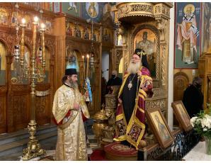 Η εορτή των Θεοφανείων στον Ιερό Καθεδρικό Ναό Αγίας Αικατερίνης πόλεως Σητείας