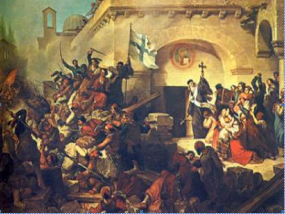 Ἐγκύκλιος τῆς Ἱερᾶς Ἐπαρχιακῆς Συνόδου τῆς Ἐκκλησίας Κρήτης γιά τήν ἐπέτειο συμπλήρωσης διακοσίων ἐτῶν ἀπό τήν ἔναρξη τῆς Ἑλληνικῆς Ἐπανάστασης τοῦ 1821.