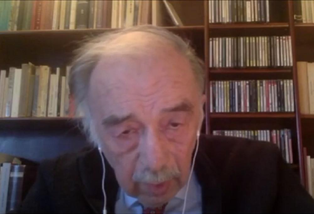 Λαμπριάτικος Ψάλτης: Ο Δημήτρης Μαυρόπουλος διαβάζει το πασχαλινό διήγημα του Αλέξανδρου Παπαδιαμάντη.
