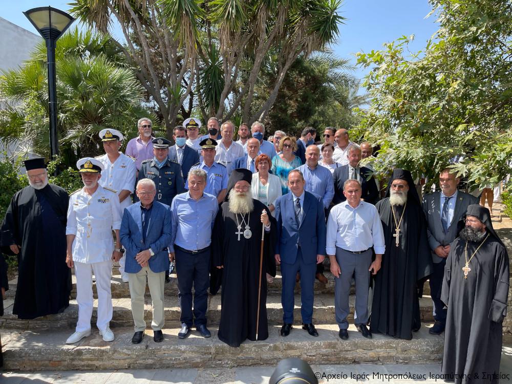 Με λαμπρότητα και συγκίνηση οι εκδηλώσεις  της Ιεράς Πατριαρχικής και Σταυροπηγιακής Μονής Τοπλού για την επέτειο των 200 χρόνων από τη σφαγή των Πατέρων της Μονής.