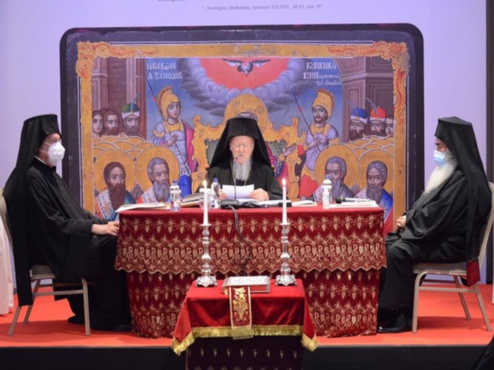 Ολοκληρώθηκαν οι εργασίες της Συνάξεως των Ιεραρχών στο Φανάρι.