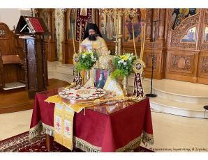 Επιμνημόσυνη ομιλία στο πενταετές μνημόσυνο του μακαριστού Μητροπολίτου Ιεραπύτνης και Σητείας κυρού Ευγενίου. Αρχιμ. Παϊσίου Δερμιτζάκη, Ηγουμένου της Μονής Παναγίας Φανερωμένης Ιεράπετρας.