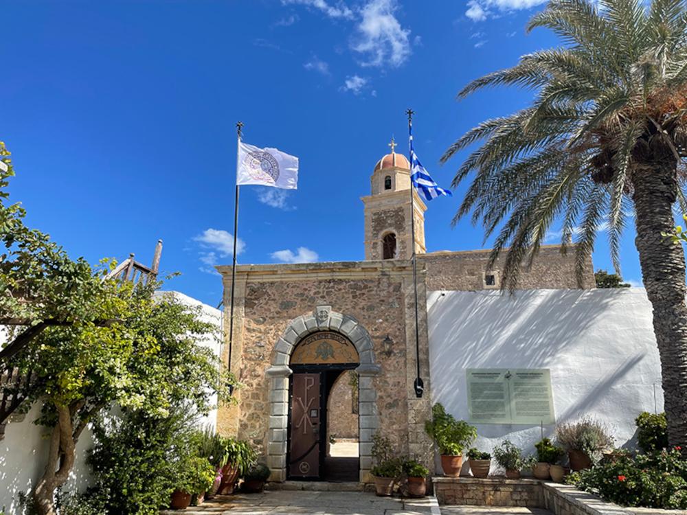 Ένταξη του έργου «Αποκατάσταση καμπαναριού - διαμόρφωση προσβασιμότητας και χώρων εξυπηρέτησης κοινού Ιεράς Μονής Τοπλού στη Σητεία» σε πρόγραμμα ΕΣΠΑ.