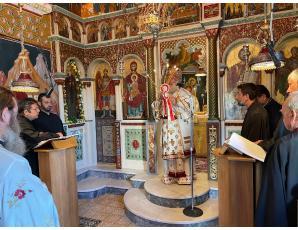 Πανηγύρισε το Επισκοπικό Παρεκκλήσιο του Οσίου Ιωάννου του Ερημίτου Ιεράπετρας.
