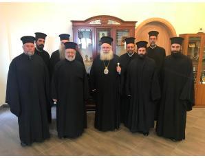 Ο νεοσυσταθείς Σύνδεσμος Κληρικών της Ιεράς Μητροπόλεως Ιεραπύτνης και Σητείας