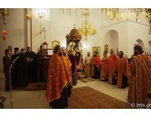 Κοπή της Αγιοβασιλόπιτας της Ι. Μητροπόλεως Ιεραπύτνης και Σητείας στην Ιεράπετρα