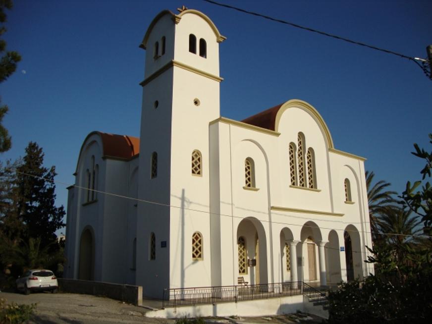 Πανήγυρη Ιερού Ναού Αγίου Μηνά Βαϊνιάς