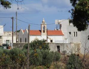 Πανήγυρη Ιερού Ενοριακού Ναού Αγίου Χαραλάμπους Αχλαδίων Σητείας.