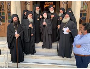 Νέος Επίσκοπος Κνωσού εξελέγη ο Αρχιμ. Πρόδρομος Ξενάκης