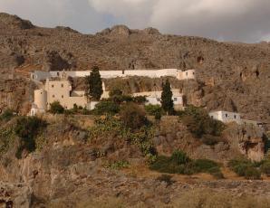 Ολονύκτια Ιερά Αγρυπνία επί τη μνήμη του Οσίου Ιωσήφ του Γεροντογιάννηστην Ιερά Μονή Καψά Σητείας