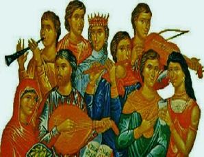 Χριστουγεννιάτικη Εκδήλωση Κατηχητικών Συνάξεων & Σχολής  Βυζαντινής Μουσικής της Ιεράς Μητροπόλεως για την Εορτή των Χριστουγέννων.