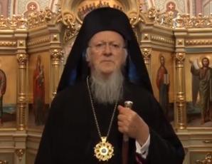 Μήνυμα του Παναγιωτάτου Οικουμενικού Πατριάρχου κ.κ. Βαρθολομαίου προς το πλήρωμα της Εκκλησίας για την πανδημία του κορωνοϊού.