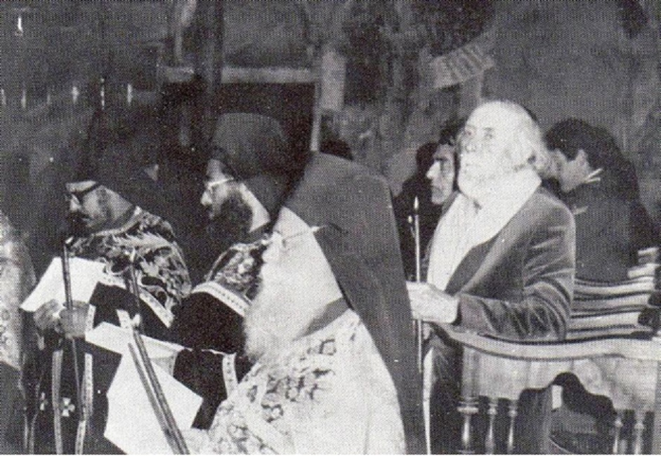 O Aγιορείτης π. Βασίλειος Γοντικάκης για τον Γιάννη Τσαρούχη