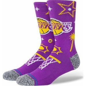 STANCE Lakers Landmark κάλτσες