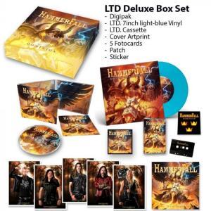 HammerFall – Dominion - Deluxe Boxset