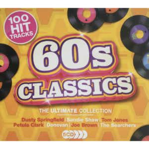 Various – 60s Classics The Ultimate Collection
