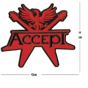 Accept - Logo Patch