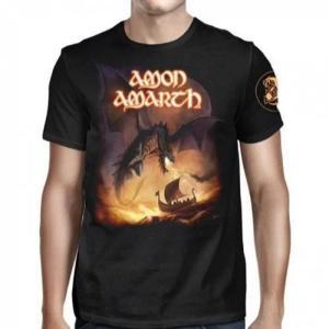 Amon Amarth - Sea Of Blood Tour Dates