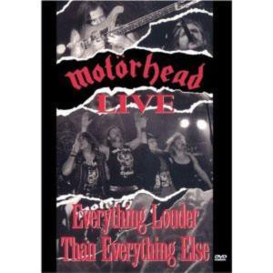 Motörhead – Everything Louder Than Everything Else