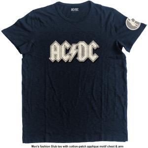AC/DC UNISEX : LOGO & ANGUS