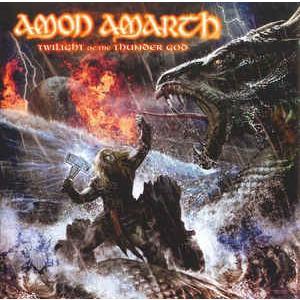 Amon Amarth- Twilight Of The Thunder God