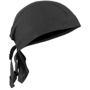 Black - Headwrap