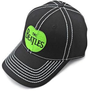 THE BEATLES UNISEX BASEBALL CAP: APPLE