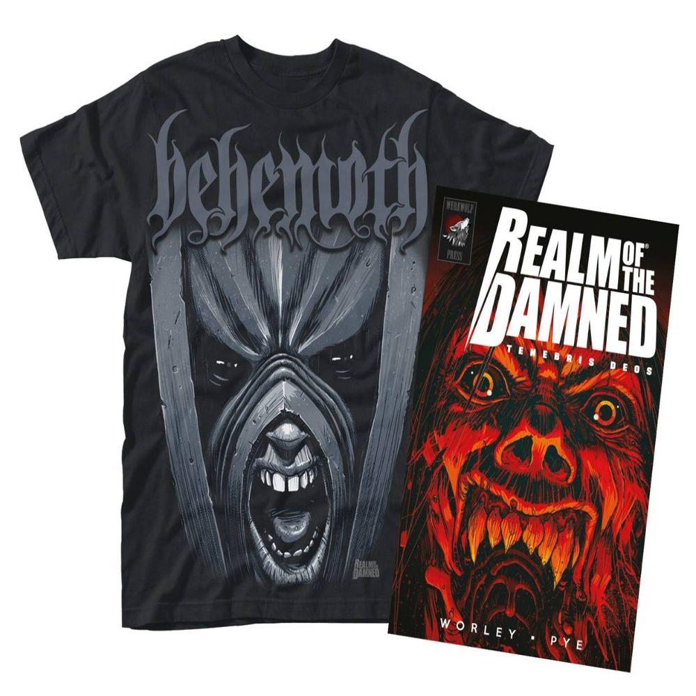 Behemoth Pack 2 - Book + T-Shirt