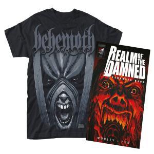 Behemoth Pack 2 - Book + T-Shirt - 10586