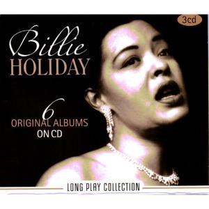 Billie Holiday – 6 Original Albums on cd