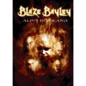 Blaze Bayley  – Alive In Poland