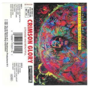 Crimson Glory – Strange And Beautiful