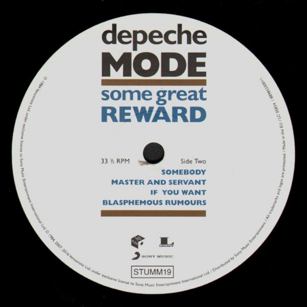 Depeche Mode - Some Great Reward - 3