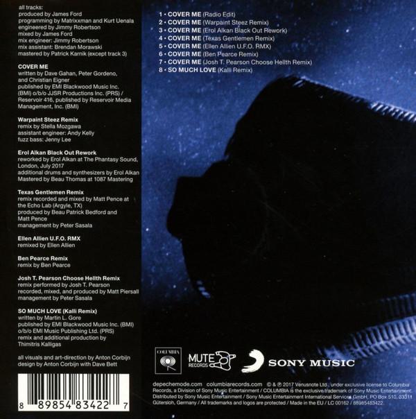Depeche Mode - Cover Me - 1
