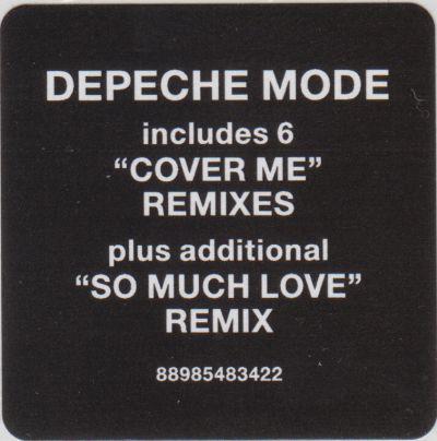 Depeche Mode - Cover Me - 4