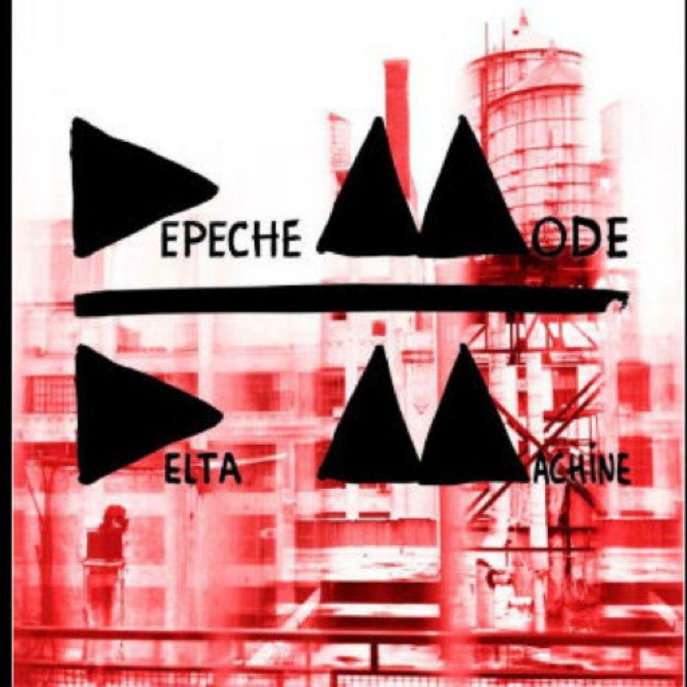 Depeche Mode - Delta Machine - 0