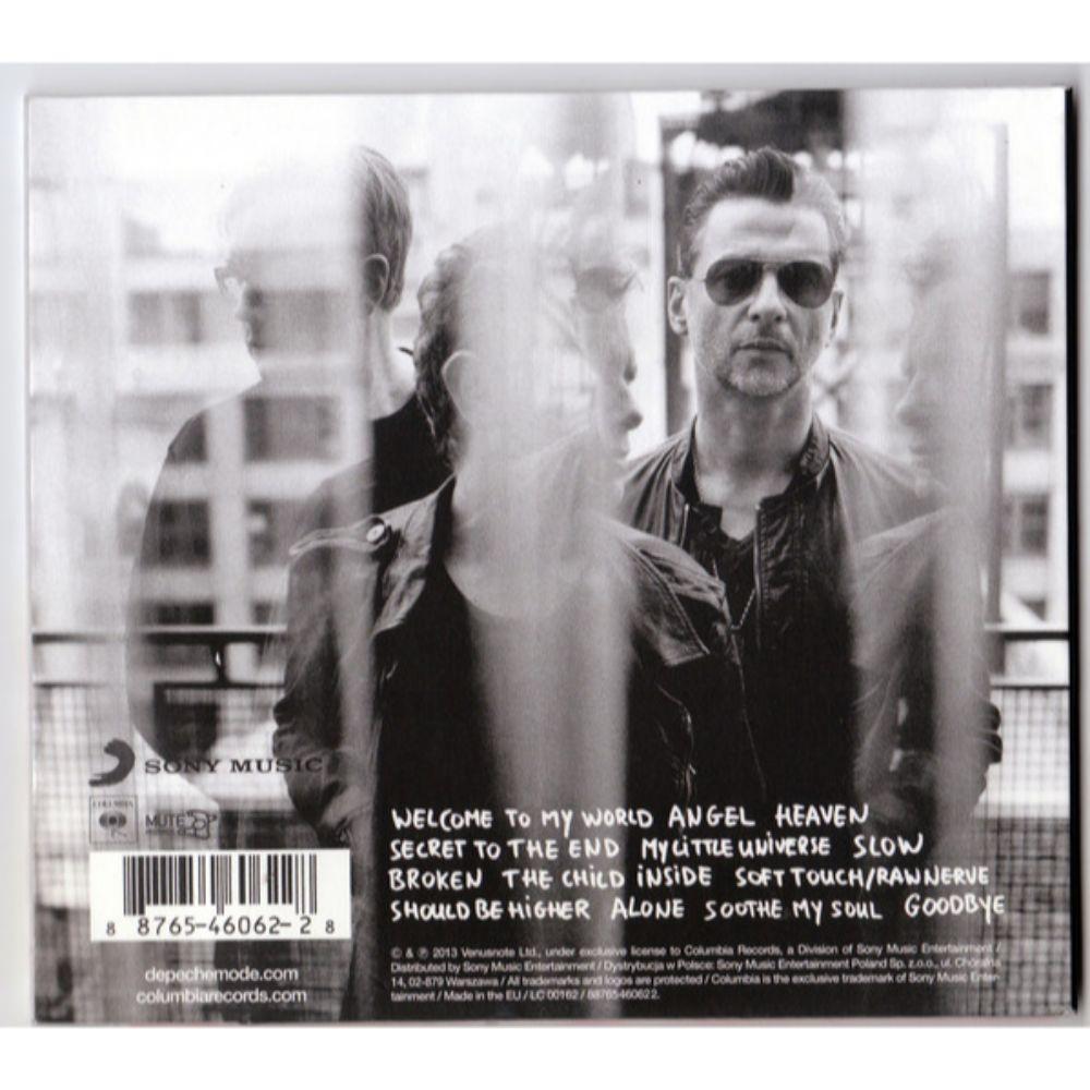 Depeche Mode - Delta Machine - 2