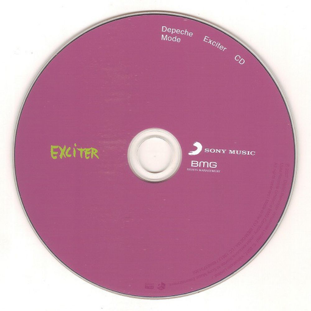 Depeche Mode - Exciter - 2