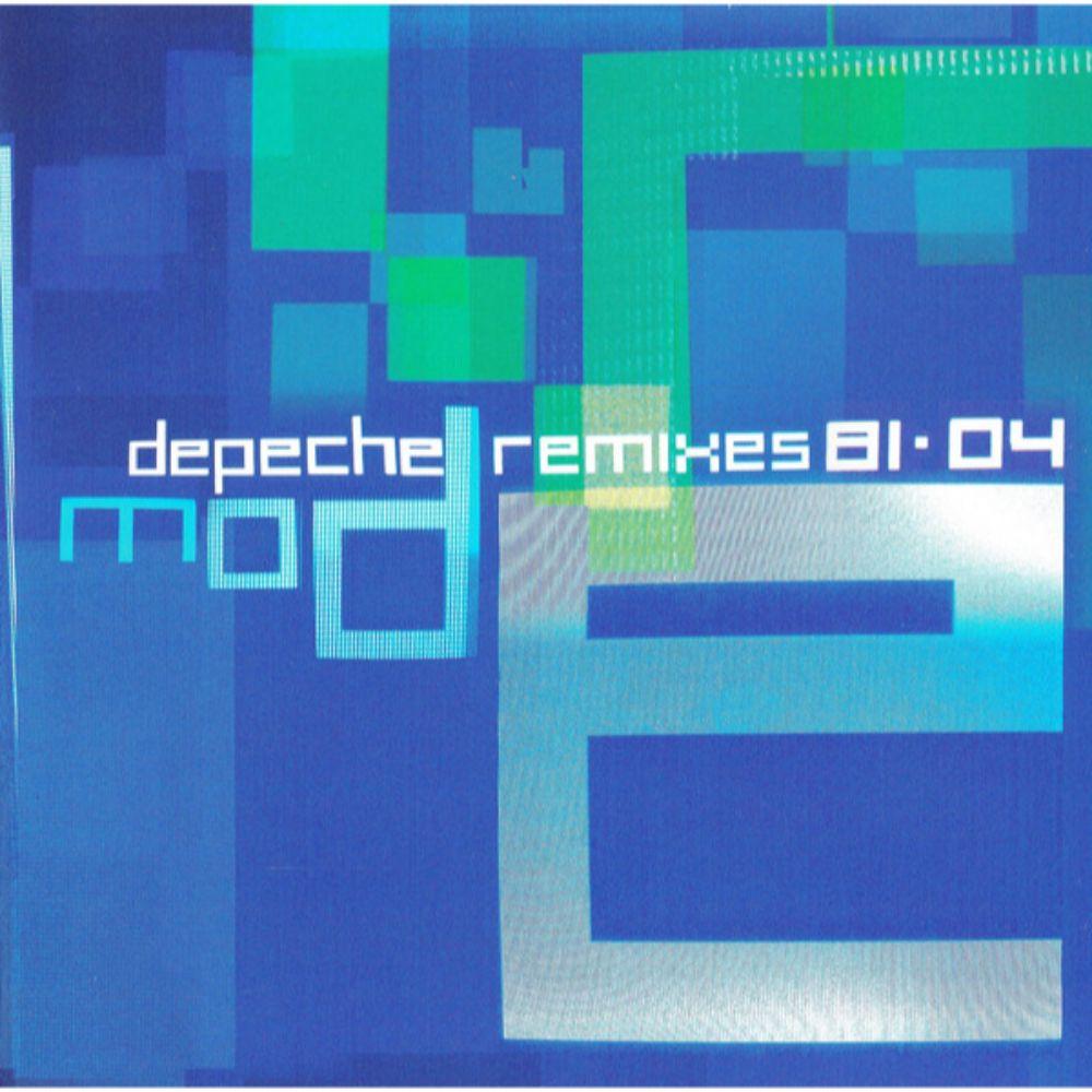 Depeche Mode – Remixes 81·04  - 0