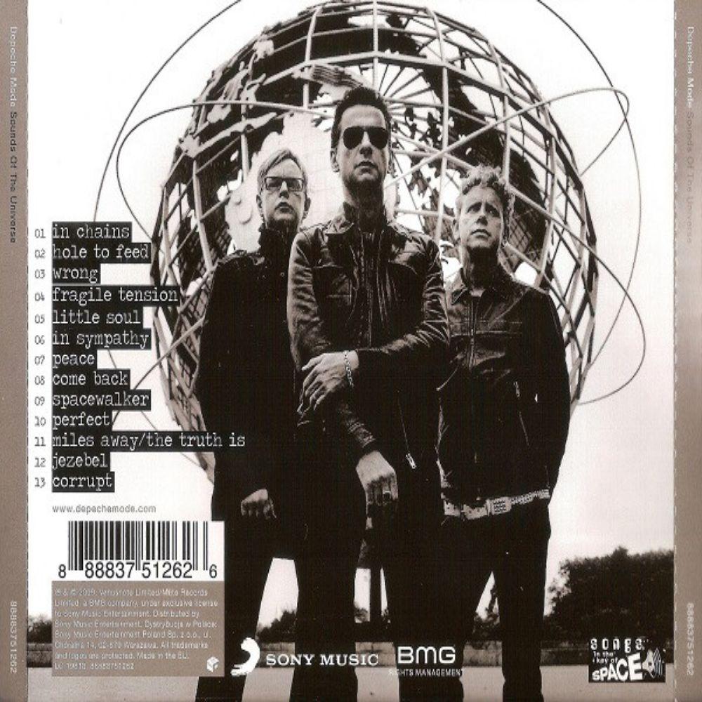 Depeche Mode - Sounds Of The Universe - 1