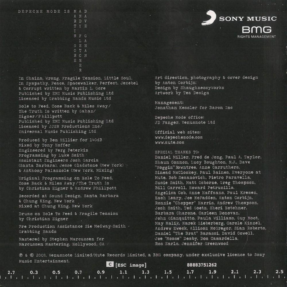 Depeche Mode - Sounds Of The Universe - 4