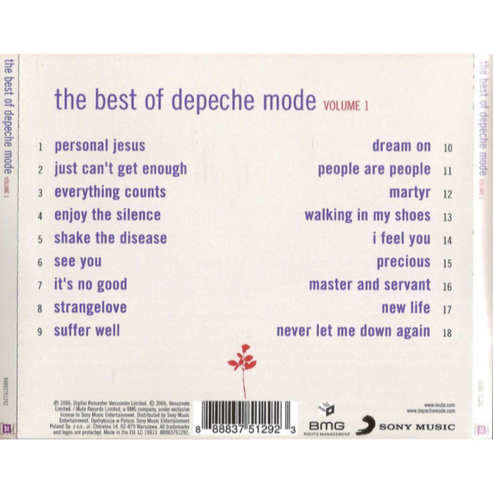 Depeche Mode - The Best Of Volume 1 - 1