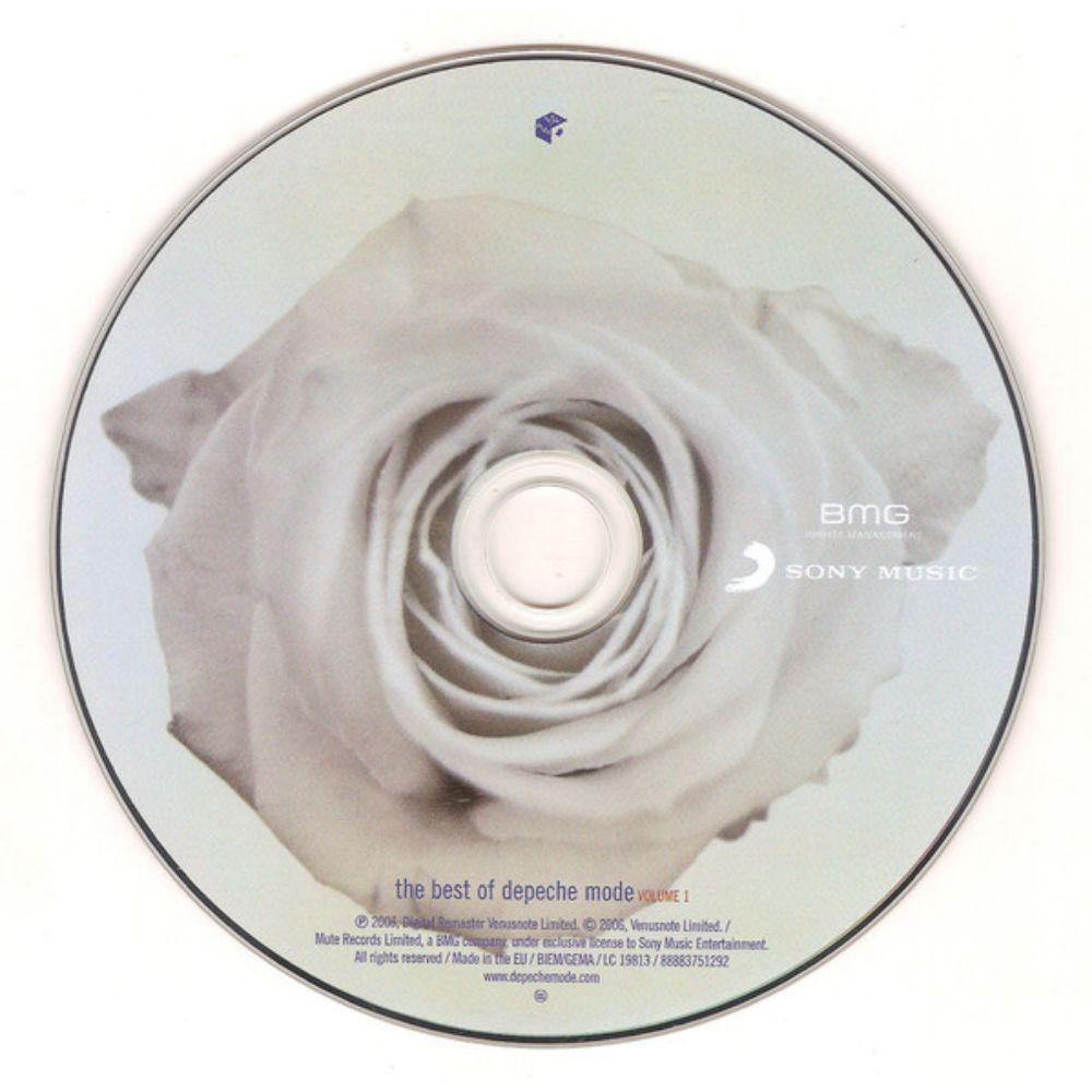 Depeche Mode - The Best Of Volume 1 - 3